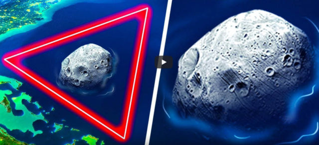 An Asteroid may uncover the Bermuda Triangle secrets