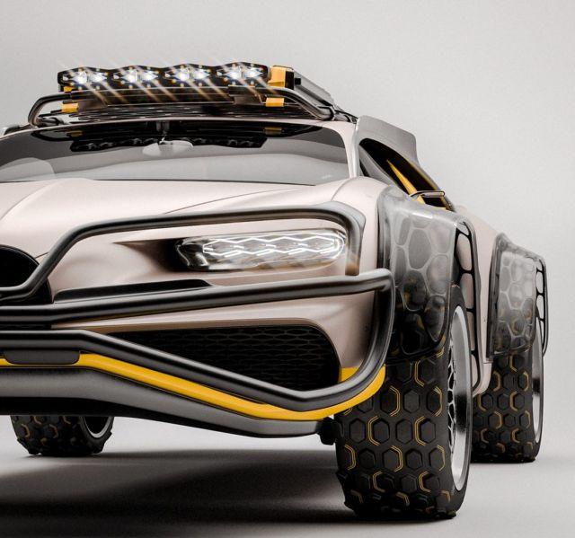 Bugatti Chiron Terracross concept (5)