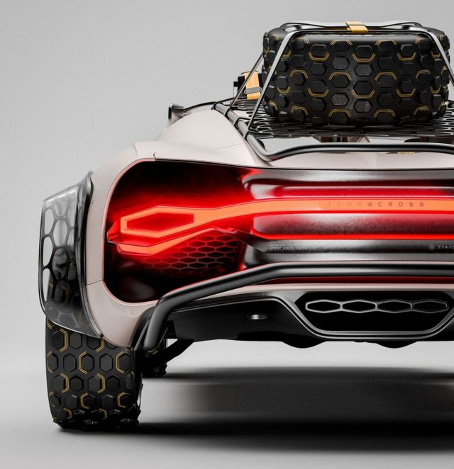 Bugatti Chiron Terracross concept (3)