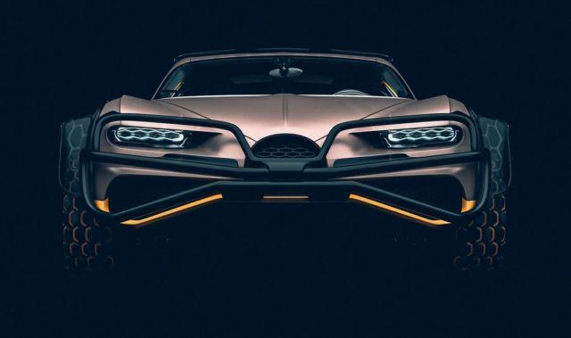 Bugatti Chiron Terracross concept (11)