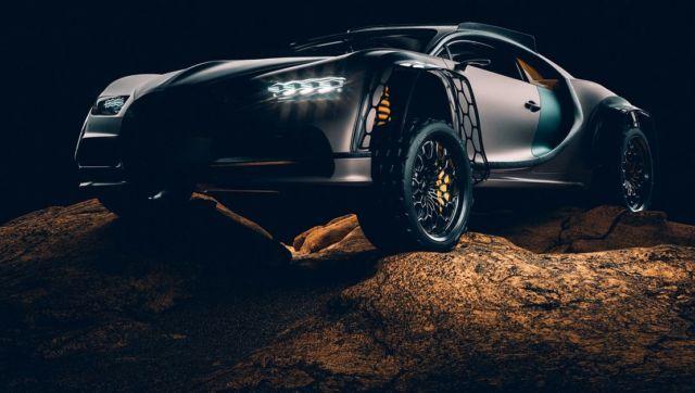 Bugatti Chiron Terracross concept (9)