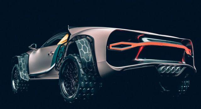 Bugatti Chiron Terracross concept (8)