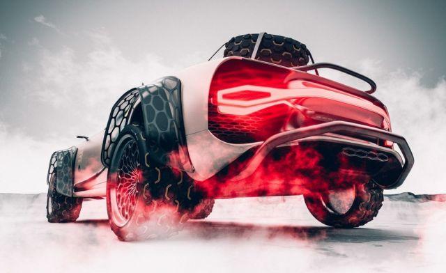 Bugatti Chiron Terracross concept (6)