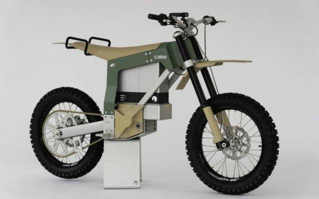 Cake special edition Kalk AP electric motorbike