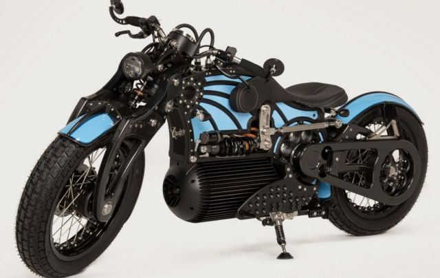 Curtiss The One Motorcycle (2)
