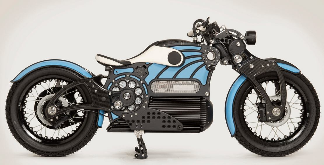 Curtiss The One Motorcycle (1)