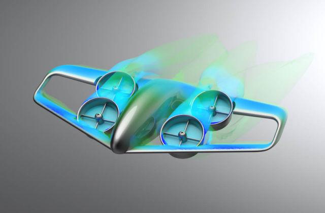 GKN Aerospace eVTOL Skybus for 30 to 50 passengers