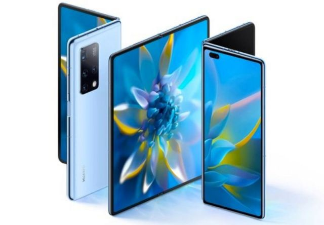 HUAWEI Mate X2 Folding smartphone (8)
