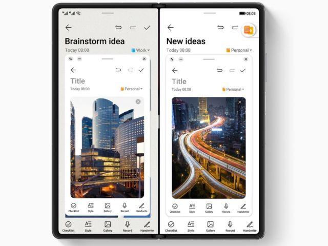 HUAWEI Mate X2 Folding smartphone (3)
