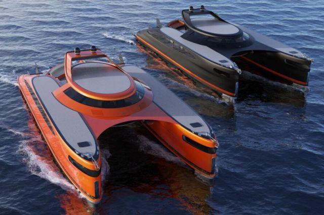 Lazzarini Pagurus amphibious catamaran (1)