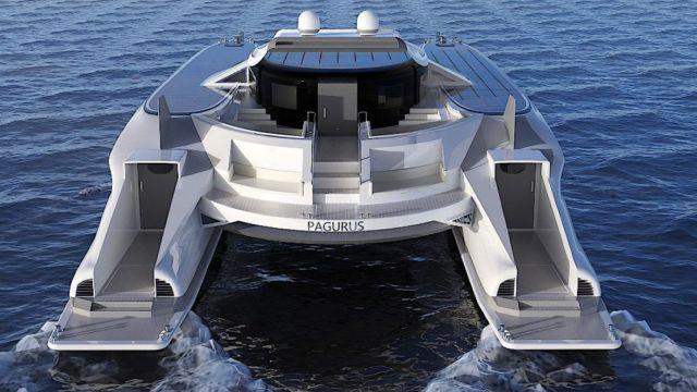 Lazzarini Pagurus amphibious catamaran (10)