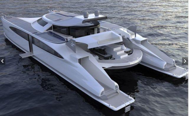 Lazzarini Pagurus amphibious catamaran (8)