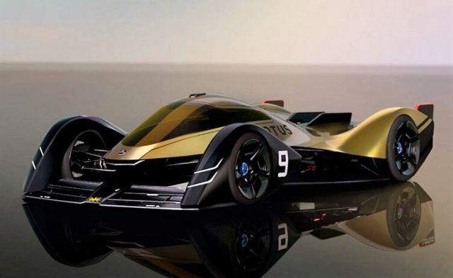 Lotus electric E-R9