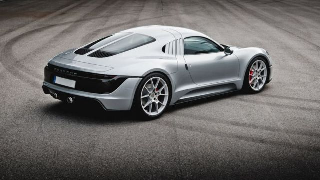 Porsche may be developing a New Sports Car