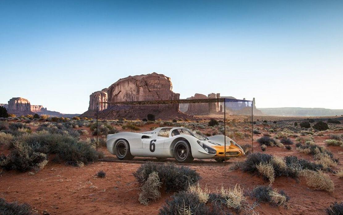 Porsches in Nature exhibition (4)