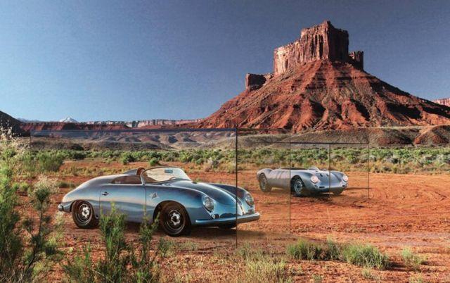 Porsches in Nature exhibition (3)
