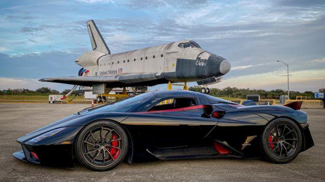 SSC Tuatara is the world's fastest production car