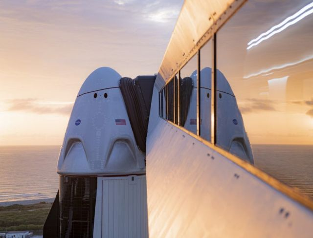 SpaceX plans an all-civilian Space Journey