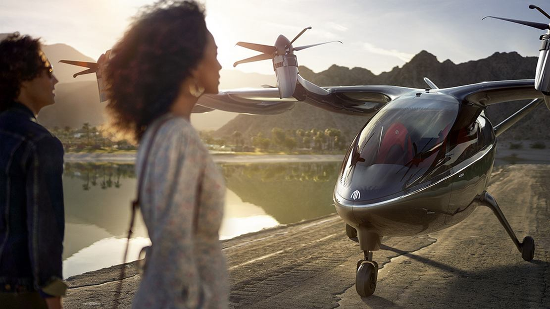 United Airlines just ordered $1 billion worth of eVTOL Air Taxis (4)