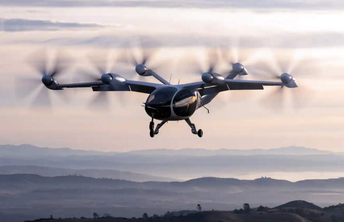 Watch how quiet Joby's eVTOL air taxi is