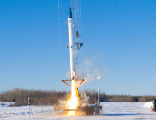 World's first Rocket Powered by Biofuel