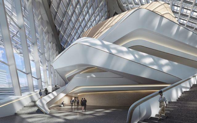 Zhuhai Jinwan Civic Art Centre (3)