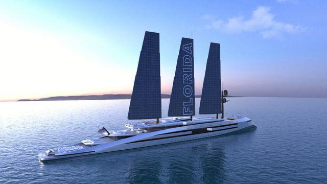 160 Meter Florida Sailing Yacht concept (8)
