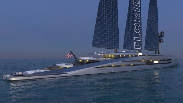 160 Meter Florida Sailing Yacht concept (7)