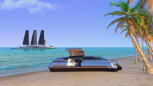 160 Meter Florida Sailing Yacht concept (5)
