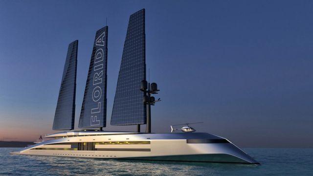 160 Meter Florida Sailing Yacht concept (2)