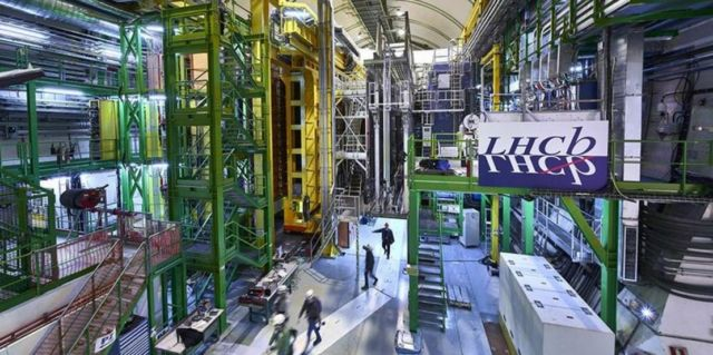 A brand new Physics at CERN