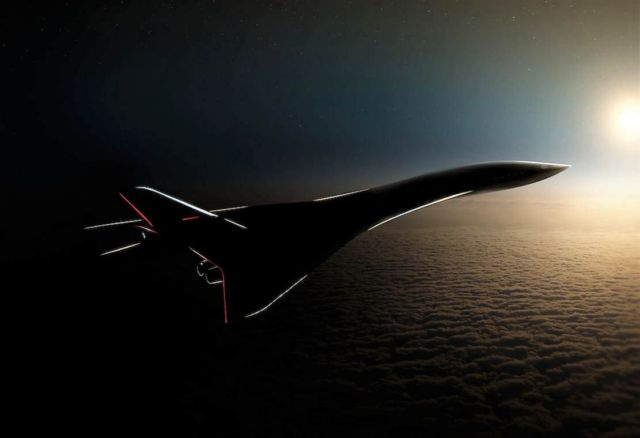 Aerion AS3 Mach 4+ Supersonic Airliner (4)
