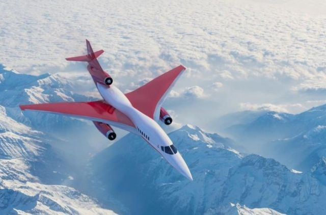 Aerion Supersonic Jet (8)