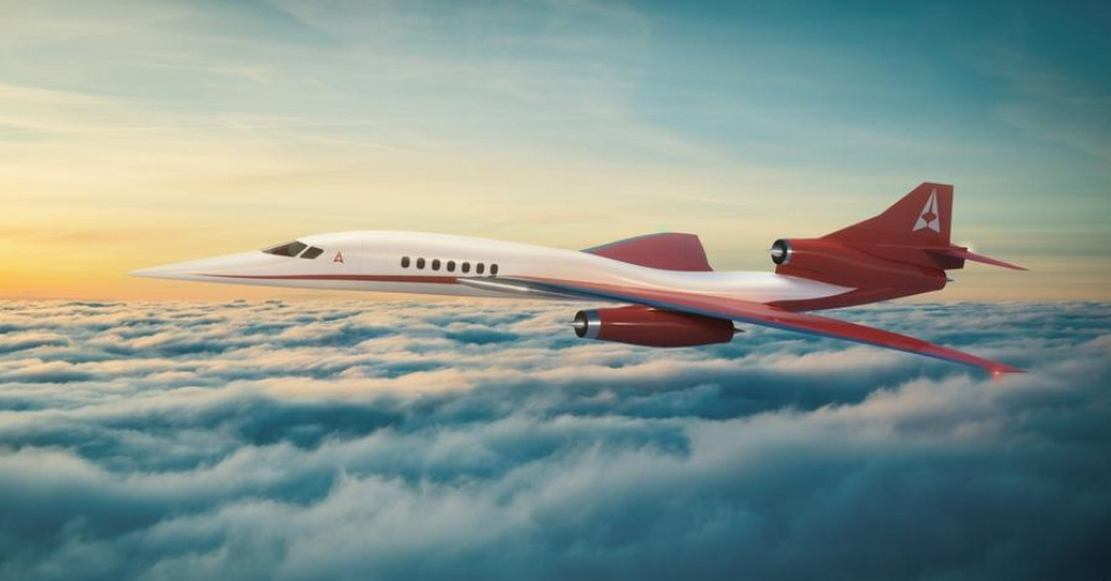 Aerion Supersonic Jet (7)