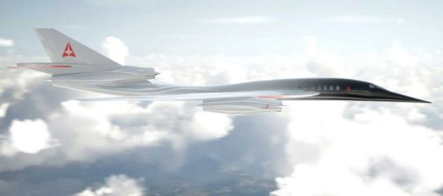 Aerion Supersonic Jet (1)