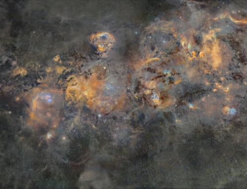 An Enormous Mosaic of the Milky Way