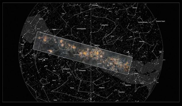 An Enormous Mosaic of the Milky Way (4)