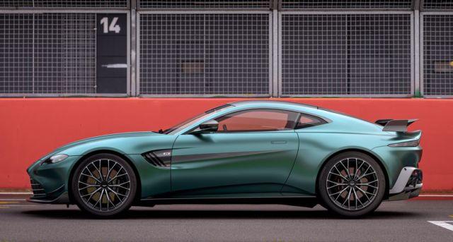 Aston Martin Vantage F1 Edition (7)
