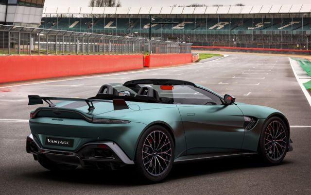 Aston Martin Vantage F1 Edition (3)