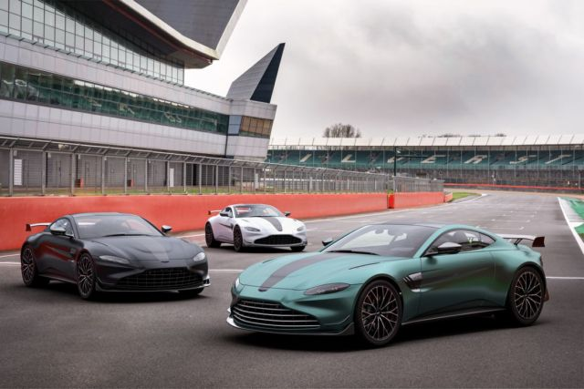Aston Martin Vantage F1 Edition (2)