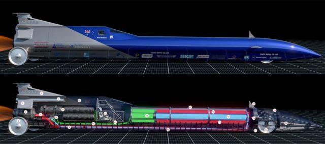Aussie Invader 5R rocket-car (9)