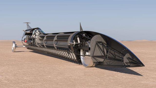 Aussie Invader 5R rocket-car (4)