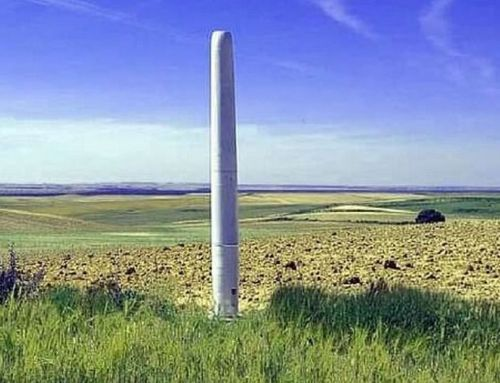 Bladeless Wind Turbine vibrates to Generate Power