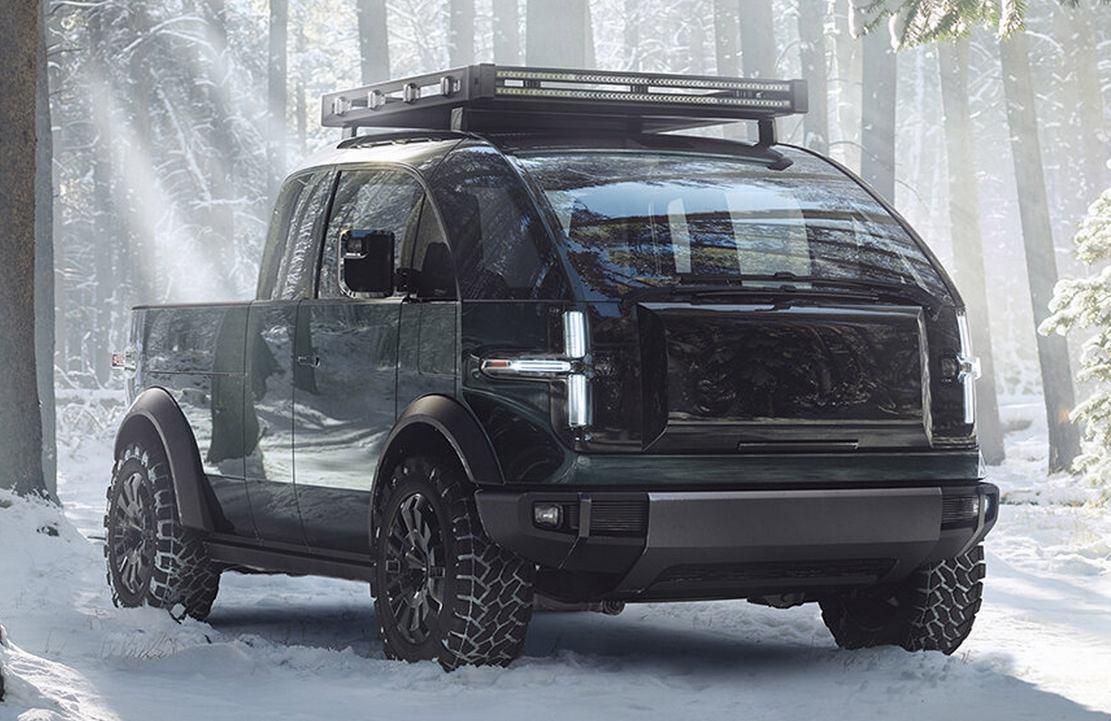 Canoo Pickup Truck (11)