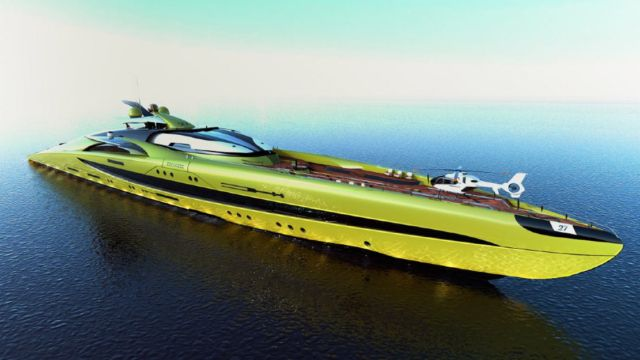 Crescere 433-Foot Megayacht (5)