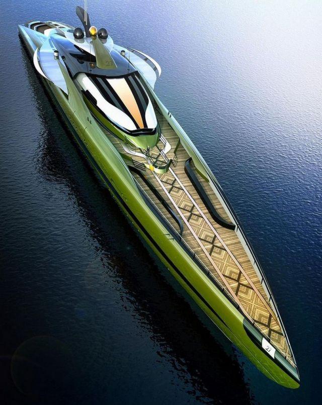Crescere 433-Foot Megayacht (1)