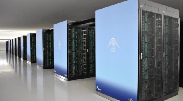Fujitsu World's Fastest Supercomputer
