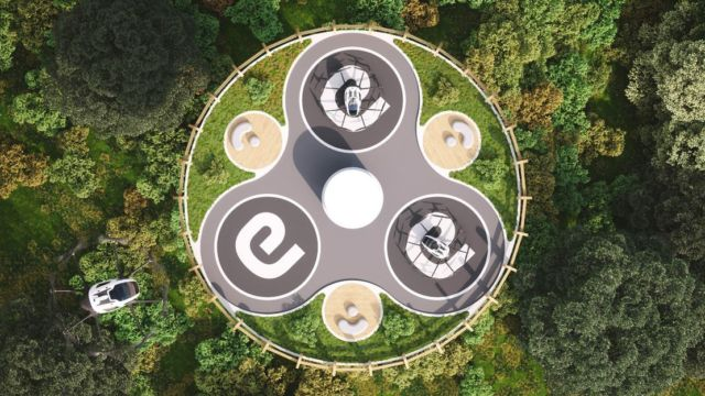 Eco-Sustainable Vertiport will be built in Italy (3)