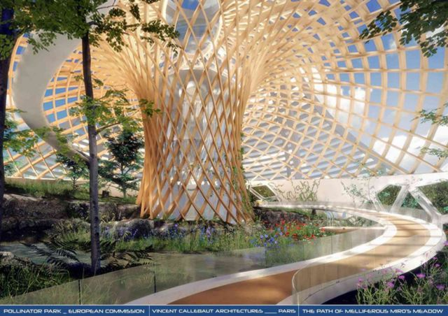 European Commission's Pollinator Park (8)