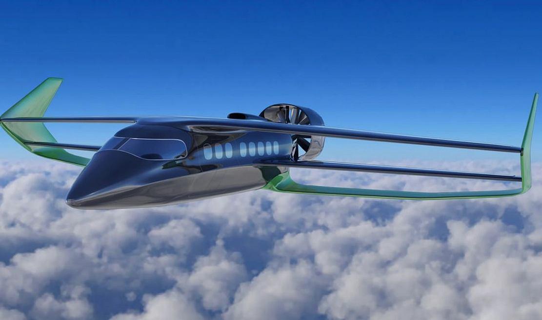 Faradair Beha bio electric Hybrid aircraft (9)